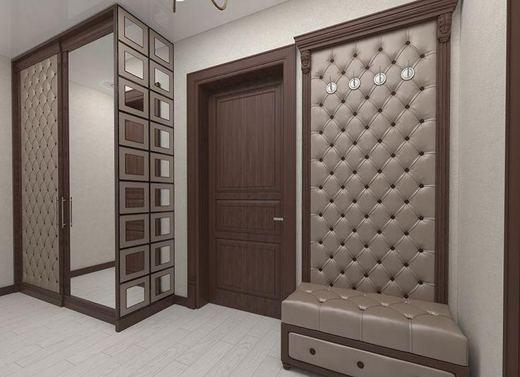 Мягкие стены, производство мягких стеновых панелей из кожи и ткани - Molize