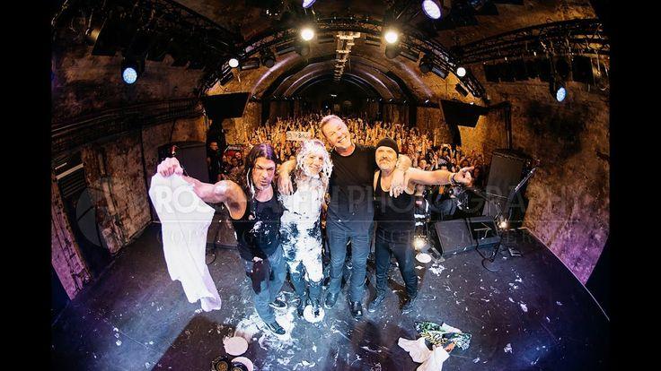 METALLICA - Full Show Live from The House of Vans, London - 18 November ...