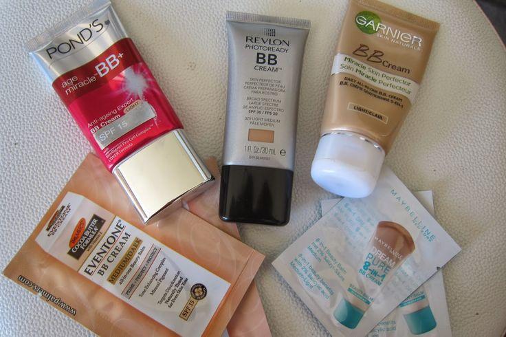 Australian Makeup and Skin care: BB Cream Reviews (Drugstore Version)