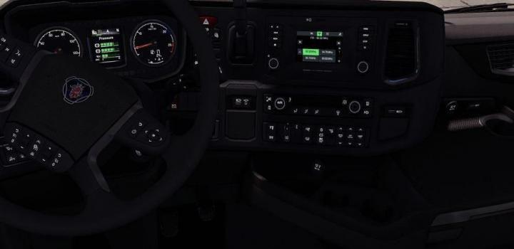 Ets2 Radio Screen For Nextgen R S Eu Uk V1 0 1 35 X
