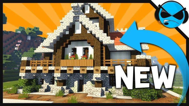 Minecraft Medieval Village  1