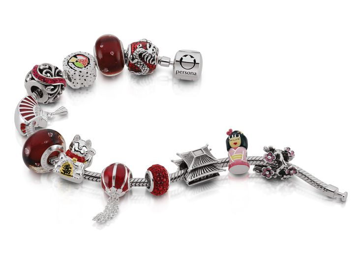 persona bracelet charms 95 best images about persona on peacocks 8889