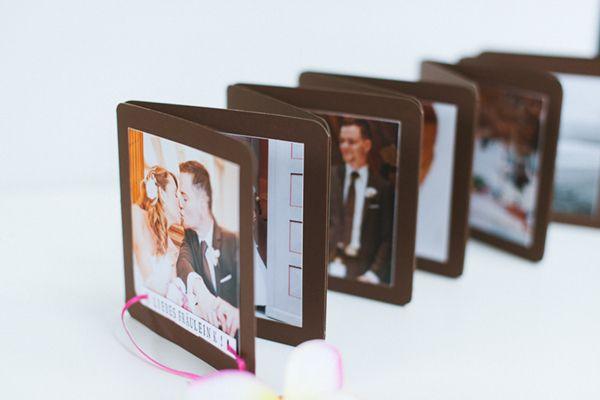 DIY Hochzeit Papeterie pink braun7