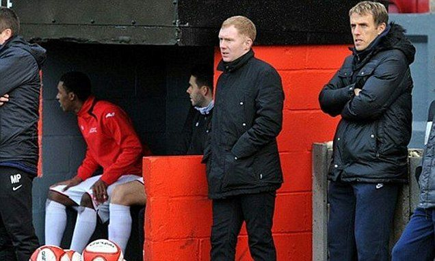 Salford City appoint Anthony Johnson as new boss #DailyMail