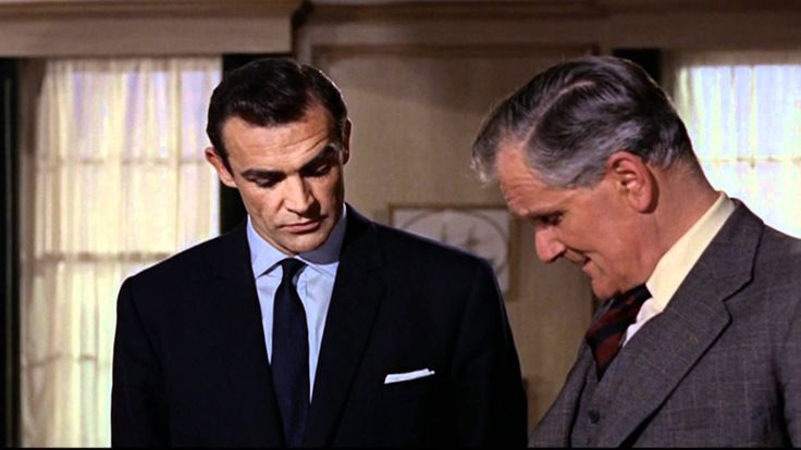 First Appearance of Desmond Llewelyn as Q - From Russia With Love HD Click to watch