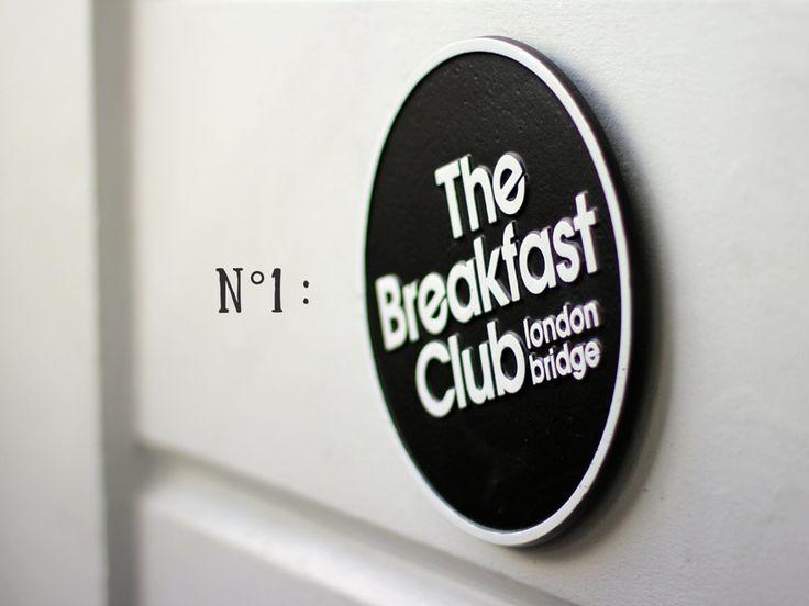 Londres, The Breakfast Clu. Photographie : Les Jolis Mondes