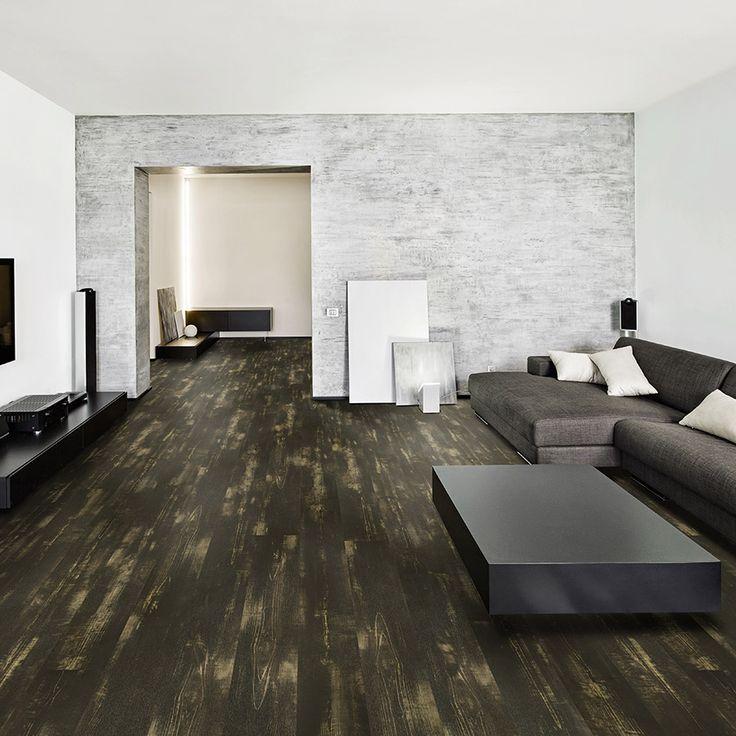 6043 planches vinyle carbon oak 5mm