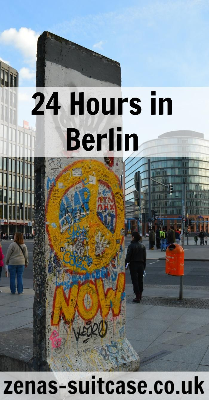 24 Hours in Berlin With Chamäleon Theatre