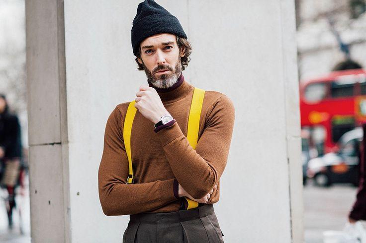 Street looks à la Fashion Week homme automne-hiver 2016-2017 à Londres | Vogue