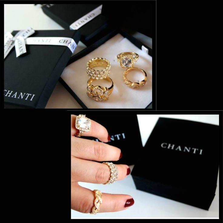 "www.chanti.dk www.chanti.co.uk #smykker #jewellery #jewelry #chanti ""chantijewellery #ring #fashion ""onlineshopping"