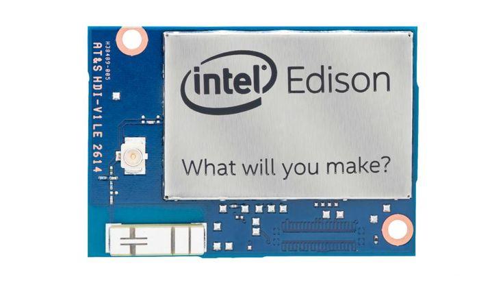 Detail image of Intel® Edison Development Board