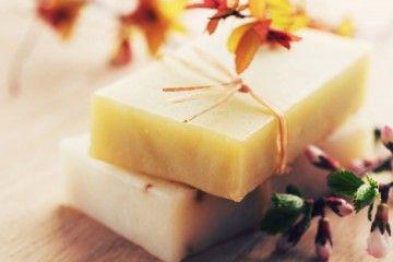 Σαπούνι με βότανα