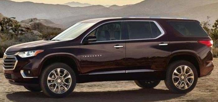2020 Gmc Yukon News Release Date Price Chevrolet Traverse