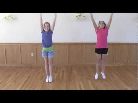 math and movement sample multiplication movement