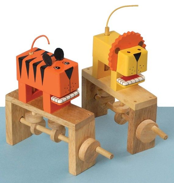 Animal Cam Toy Pack