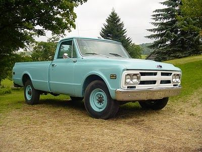 my dream car is a small pickup truck. i would accept one any day.