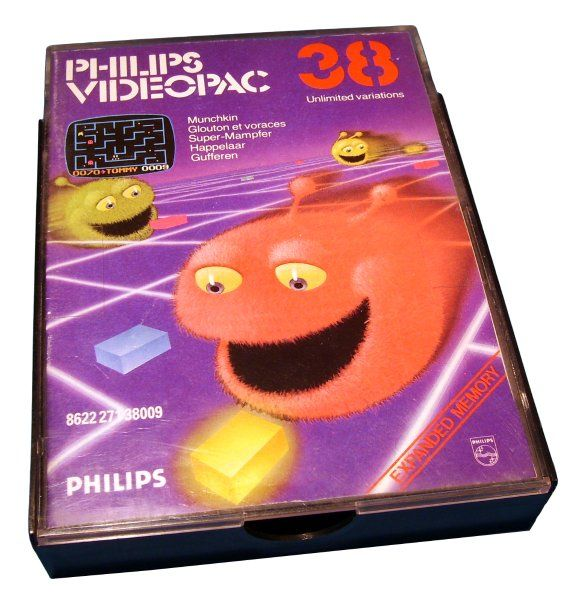 Philips G7000: Supermampfer