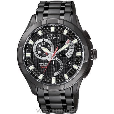Men's Citizen Calibre 8700 Alarm Eco-Drive Watch