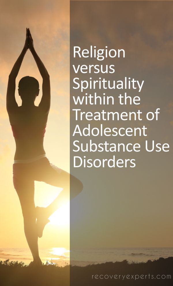 spirituality and substance abuse recovery essay Drug rehabilitation is the processes of medical or psychotherapeutic  some  rehab centers offer age- and gender-specific programs  the treatment  provider's responses on the spiritual belief scale (a scale.