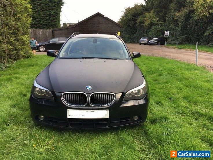 2006 BMW 525D SE TOURING 5DR ESTATE 6 SPEED AUTO DIESEL #bmw #525d #forsale #unitedkingdom