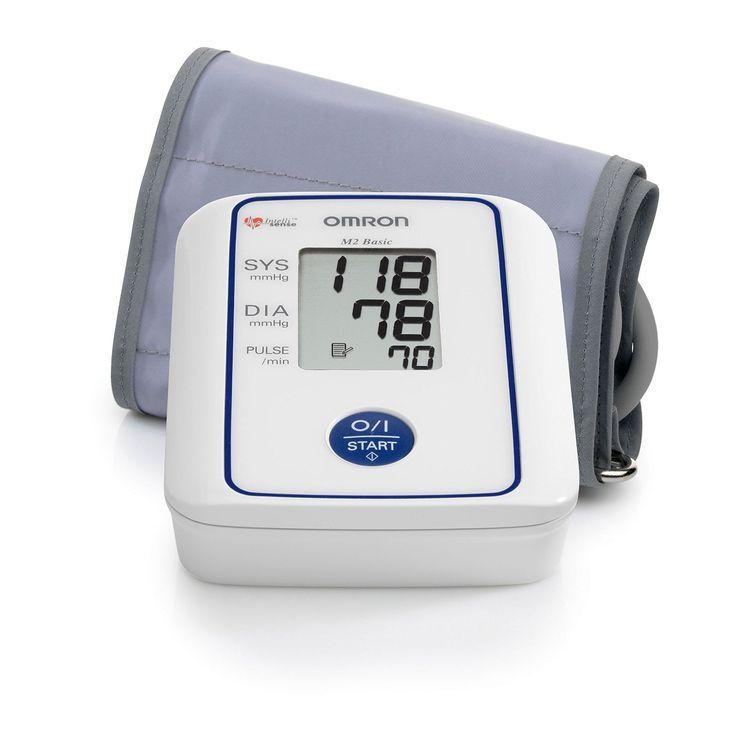 Omron M2 Basic Blood Pressure Monitor: Amazon.co.uk: Health & Personal Care
