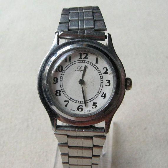 Working Luch Watch, Wrist Watch for Men, Men's Watch, Working Watch, Vintage Watch, For Him Gift, Mechanical Watch, Vintage  Wristwatch https://www.etsy.com/shop/MyBootSale