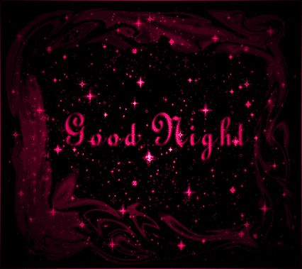 Animated Good Night Graphics | images gif good night glitter 1