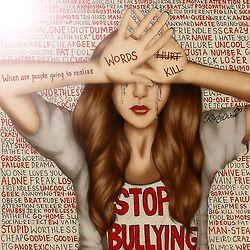 Stop bullying by Kristina Webb