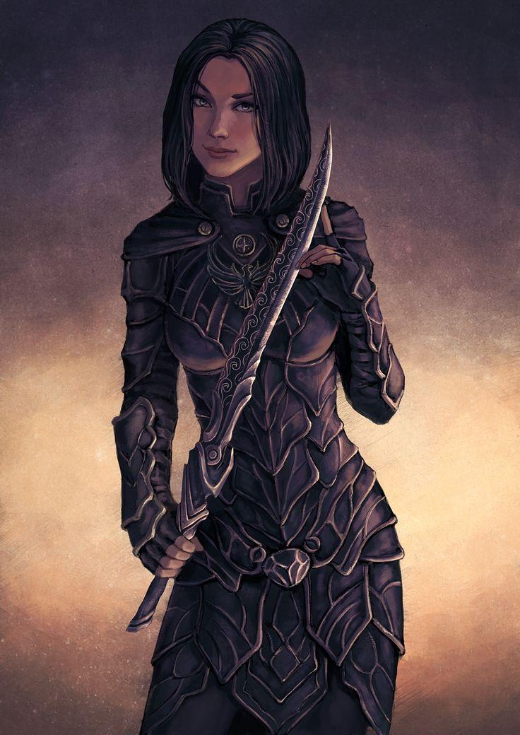 Nightingales, em Skyrim, são guardiões de Nocturnal, e servem como boa referência para ordens ligadas à noite.