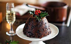 Eat Live Grow Paleo: Gluten-free Christmas Pudding