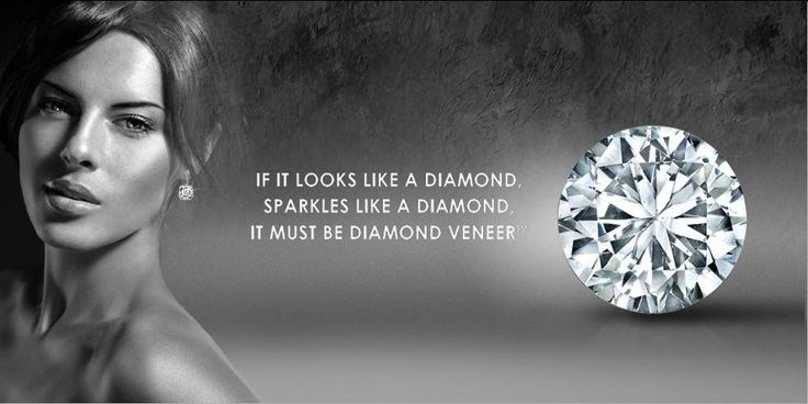 Welcome to Diamond Veneer