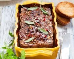 Terrine de lièvre - Une recette CuisineAZ
