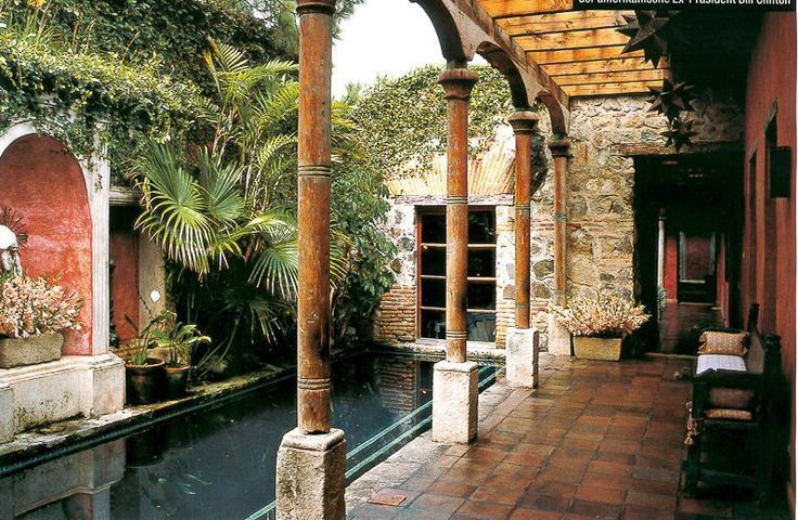 101 best spanish style house images on pinterest spanish for Pool design 974
