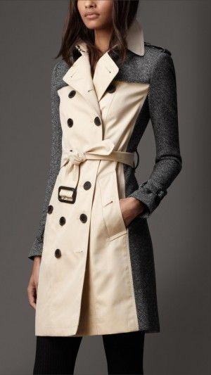 Gabardinas, encuentra más tendencias de moda para esta temporada en http://www.1001consejos.com/tendencias-otono-invierno/