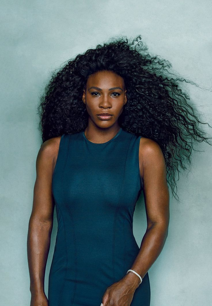 Serena Williams out, mic drop