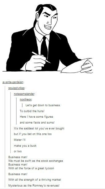 AHAHAHA! Oh my goodness! The Tumblr. community can be pretty weird at times, but sometimes they're just great.
