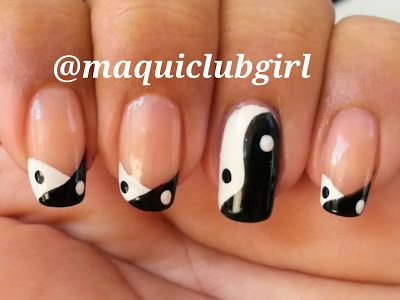 MAQUICLUB GIRL: ABC de la Uñas (Y de Ying Yang ): Of The, Abc De, Ying Yang, Nail Art