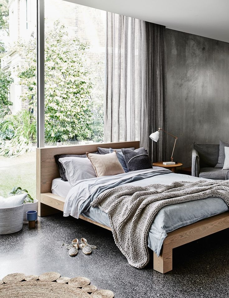 Abode Living - Quilt Covers - Soho Stonewashed Jersey  - Abode Living