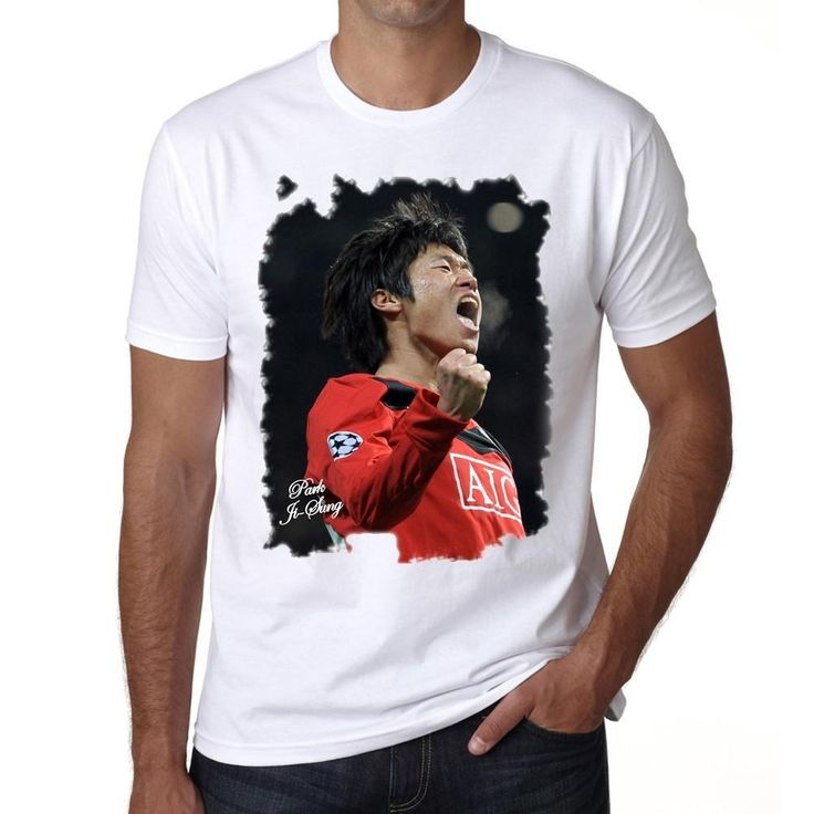 Park Ji-Sung Men's T-shirt ONE IN THE CITY