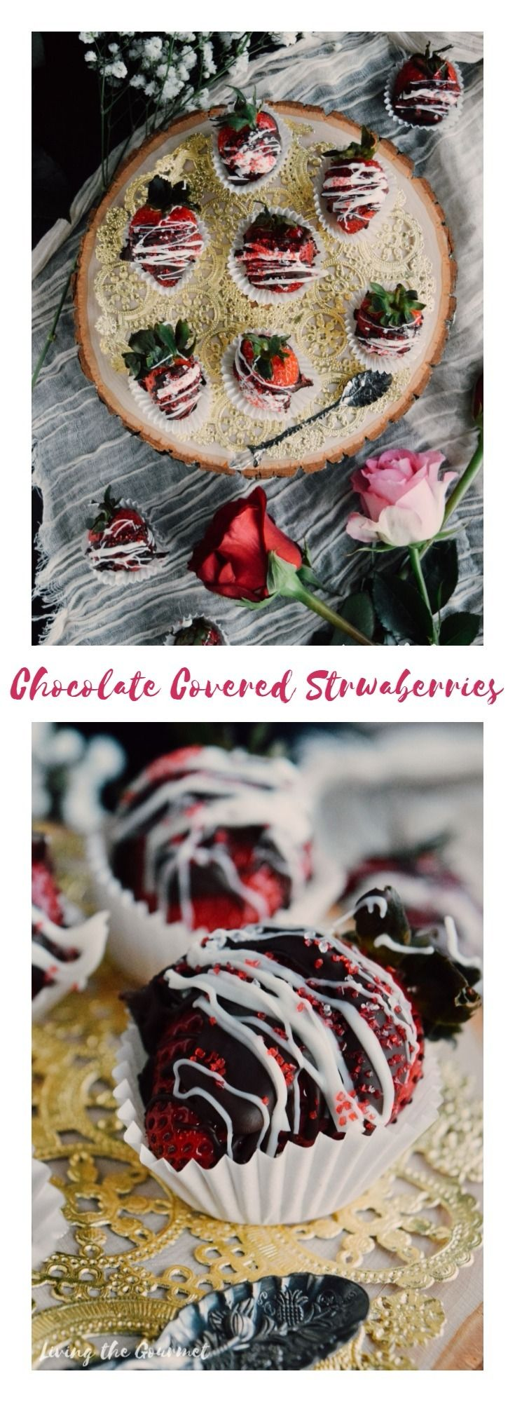 An easy, elegant treat that is always a sweet surprise no matter the occasion. Surprise your loved ones with these Chocolate Covered Strawberries today! Time for a little Valentine's Day recap, friends. One of my favorite quotes from any movie comes from the film Constantine, in which the film's namesake demon-hunter says to a defeated...