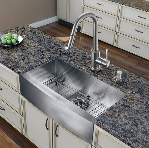 kitchen sinks pinterest vigo vg15278 farmhouse undermount single bowl sink faucet 3042