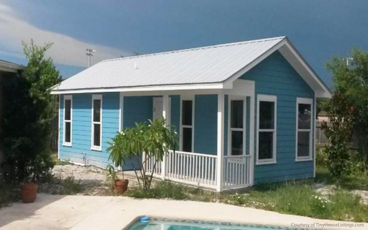 that is so cute- 500 Sq ft . Florida Tiny House