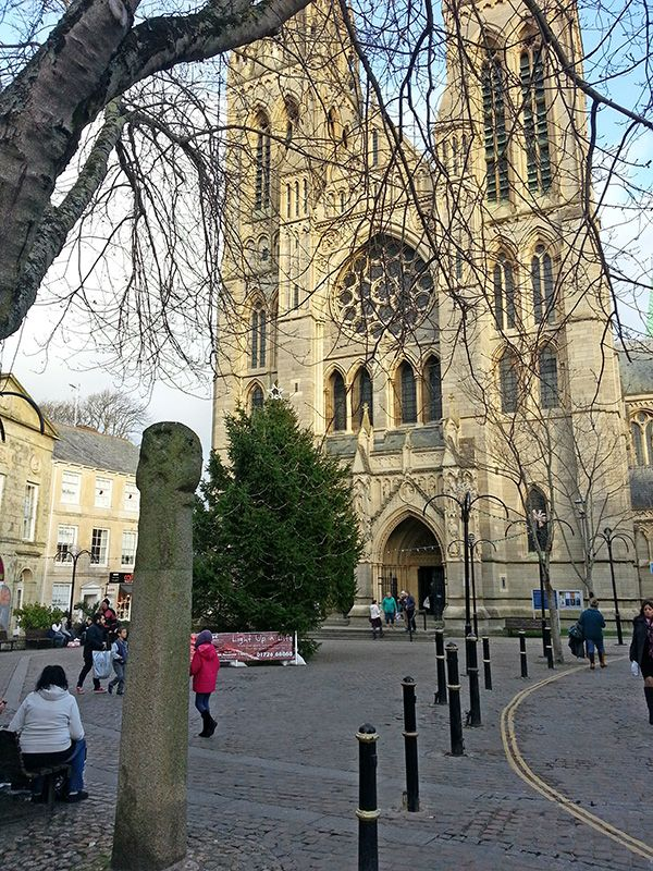 Truro Cathedral, Cornwall.