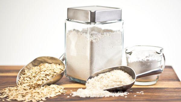 Gluten Free Baking Mix Recipe | Blendtec ----> http://www.blendtec.com/recipes/gluten-free_baking_mix