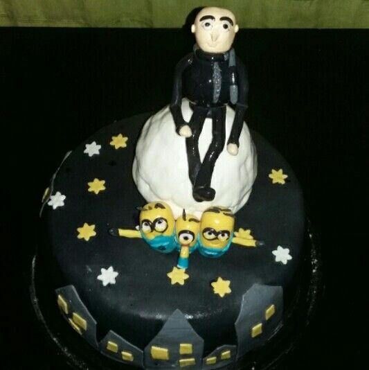 Torta de Gru- minions