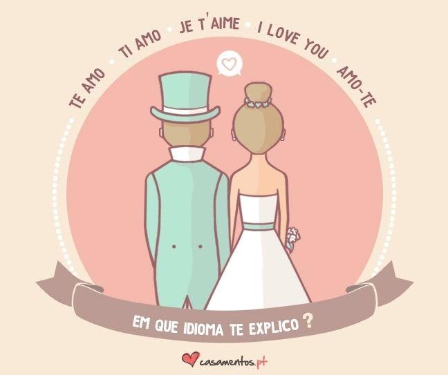 As 40 frases preferidas das nossas noivas