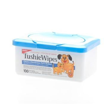 RSPCA - World for Pets - Tushie Wipes 100 pk