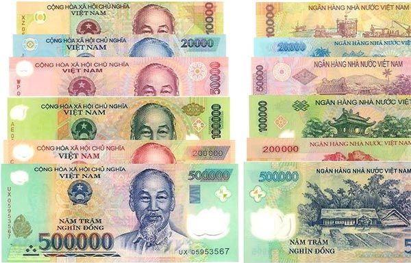 Vietnamese currency is called Vietnam Dong and abbreviated as VND. Notes are available in paper denominations of 5.000VND, 10.000VND, 20.000VND, 50.000VND, 100.000 VND and 500.000VND. Beside VND, US dollar is widely accepted.