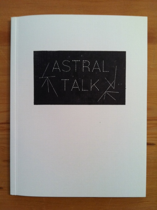 Astral Talk is an anthology of comics compiled by Portland artist and musician, Aidan Koch.
