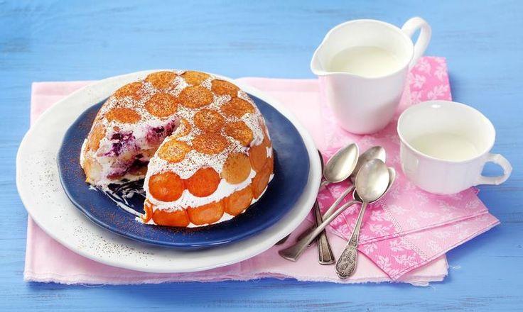 Připravte si skvělý nepečený dort podle našeho receptu! Poradíme vám, jak na to, krok za krokem... Tesco Recepty - čerstvá inspirace na každý den.